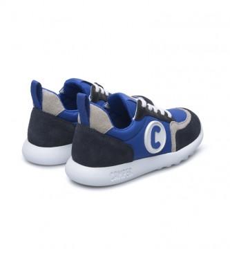 CAMPER Baskets Driftie K800422 bleu, gris