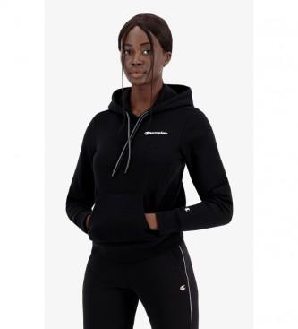 Champion Sudadera Hooded 114416 negro