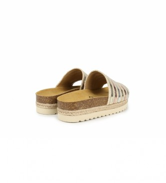 Chika10 Sandals Astrid 07 rose