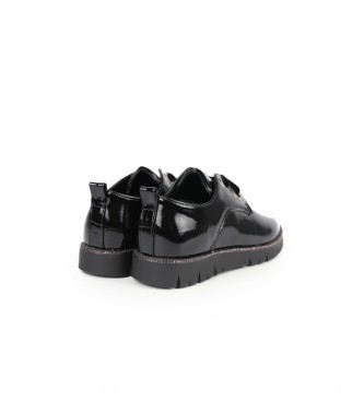 Chika10 Chaussures Lilas 10 noir
