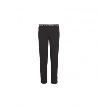 Calvin Klein Pantalon de pyjama noir