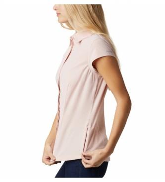 Columbia Saturday Trail II Camisa rosa