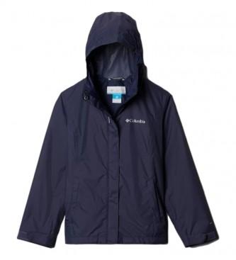 Columbia Raincoat Arcadia marine