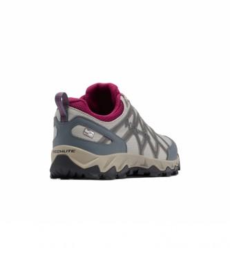 Columbia Sapatos Outdry X2 de Pico Freakfreak cinza