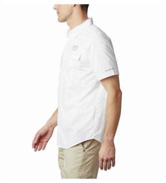 Columbia Camisa Cascades Explorer blanco