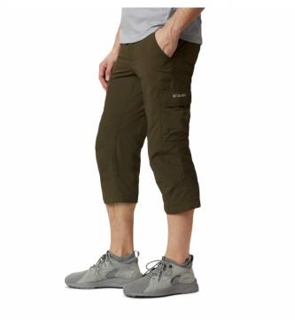 Columbia Pantalon Pirate Silver Ridge II vert olive
