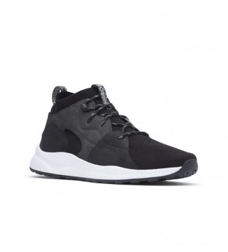 Columbia Leather shoes SH/FT Outdry MID black