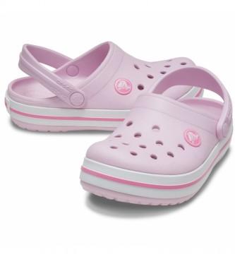 Crocs Zoccoli Crocband Clog K rosa
