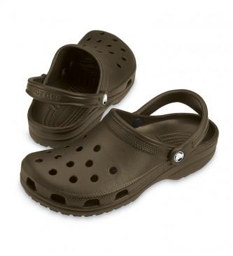 Crocs Clogs Unisex Classic Clog U brown