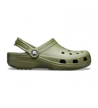 Crocs Clogs Unisex Classic Clog U military green