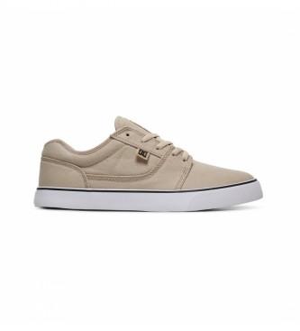 DC Shoes Scarpe beige Tonik TX