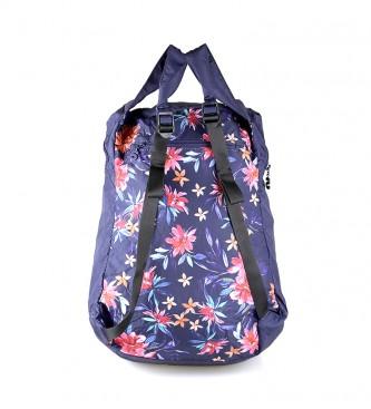 Desigual Flowers Bag Ball blue, multicolor