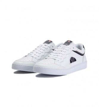 Ellesse Sapatos de couro Archivium branco
