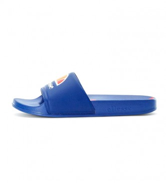 Ellesse Joga Slide chinelos de dedo azul