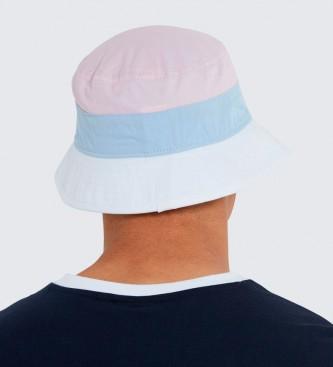 Ellesse Chapéu Savi cor-de-rosa pastel, turquesa e branco