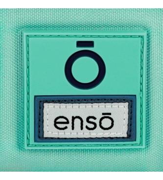 Enso Sac à dos basique turquoise -32x46x15cm