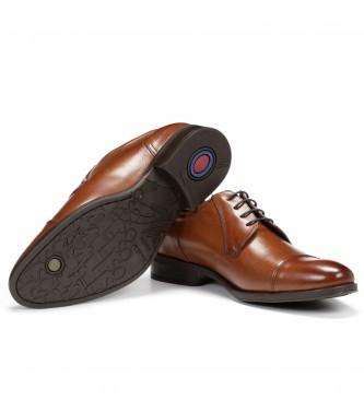 Comprar Fluchos Zapatos de piel 8412 Memo marrón Esdemarca