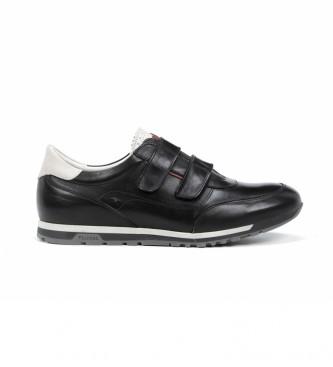 Fluchos Leather sneakers F1187 Habana black