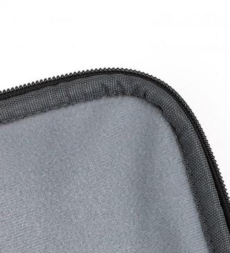 Gabol Ipad Bulk case cinza -19x27x2cm-