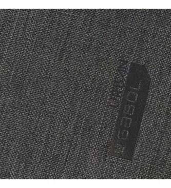 Gabol Astuccio nero Triple Direct -22x7x7 cm