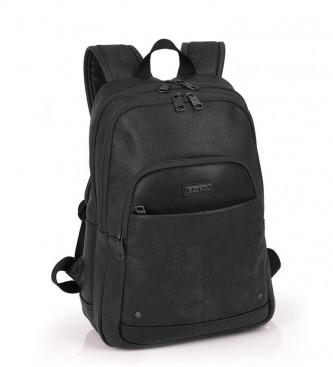 Comprar Gabol Mochila Pocket negro 27x39x14 cm Tienda
