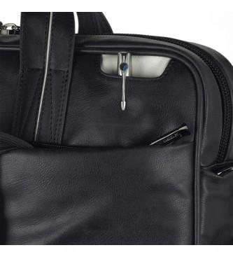 Gabol Briefcase Shadow black -42x31x8cm-