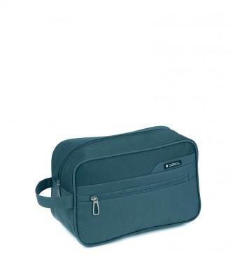 Gabol Roma green toilet bag -29x19x14cm-
