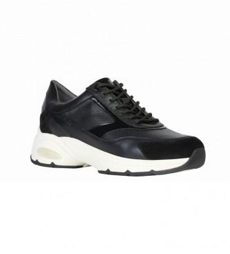 querido amortiguar tratar con  Comprar GEOX Zapatillas Alhour negro - Tienda Esdemarca moda, calzado y  complementos - zapatos de marca y zapatillas de marca