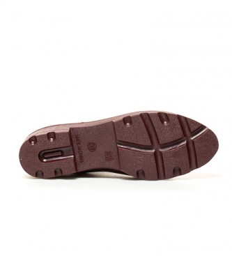 Gioseppo Galoches canne rouge Hauteur Chelsea: 11cm-