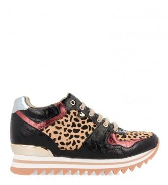 Comprar Gioseppo Zapatillas Mayenne leopardo Altura suela +