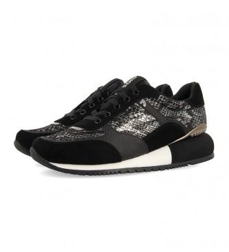 Gioseppo Onhaye sapatos preto