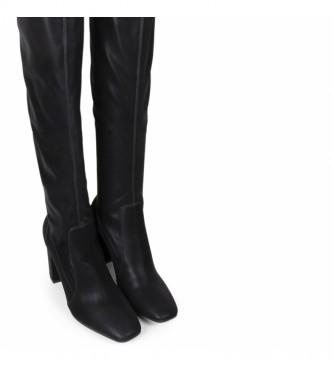 Gioseppo Bottes noires Lausick - Hauteur du talon : 7cm