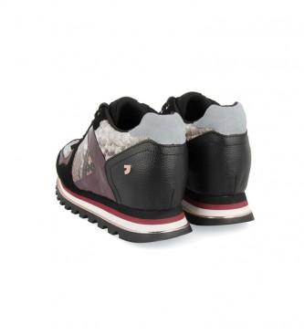 Gioseppo Chaussures Nazran bordeaux - hauteur de la cale : 5,8cm