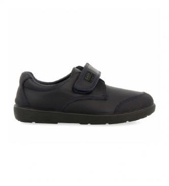 Gioseppo Beta leather shoes black