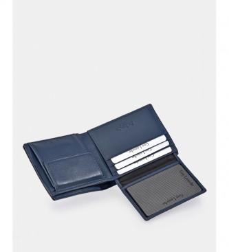 Guy Laroche Cuir américain tressé GL-3715 avec porte-monnaie marron -11x8x1cm