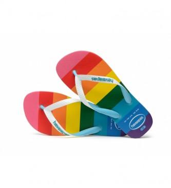 Havaianas Infradito Top Pride Allover multicolor