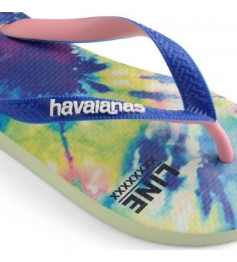 Havaianas Infradito Top Fashion verde
