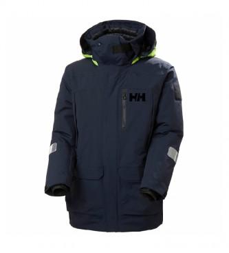 Helly Hansen Parka Artic Ocean marine / Helly Tech® /