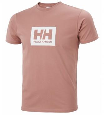 Helly Hansen T-shirt rose de Tokyo