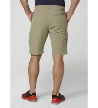 Helly Hansen Pantalones Cargo QD marrón