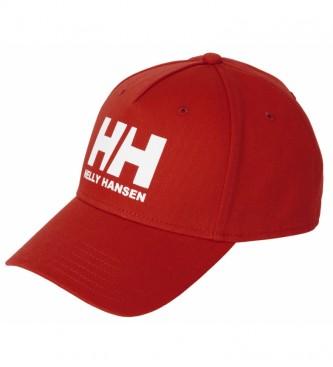 Helly Hansen Gorra Ball rojo