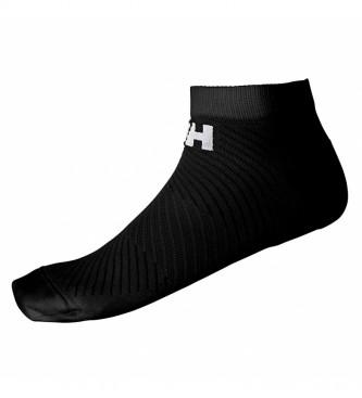 Helly Hansen Lot de 2 chaussettes de sport Lifa Active So black