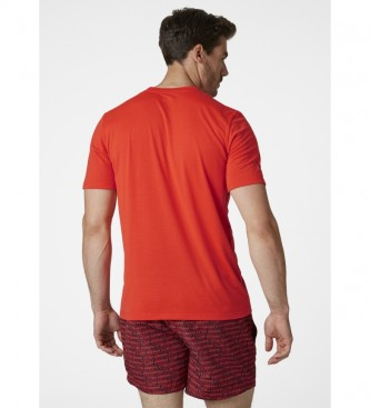 Helly Hansen HH Racing orange T-shirt