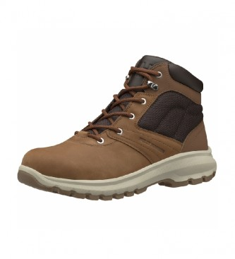 Helly Hansen Montreal leather boots V2 brown