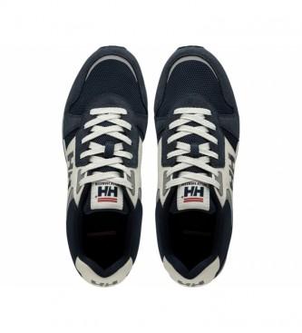 Helly Hansen Sneakers Anakin in pelle blu navy, grigie