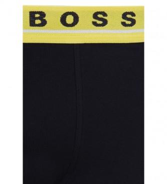 Hugo Boss Confezione da 3 boxer 50325791 neri
