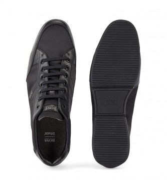 Hugo Boss Zapatillas de Caña Baja con Plantilla Viscoelástica Saturn negro