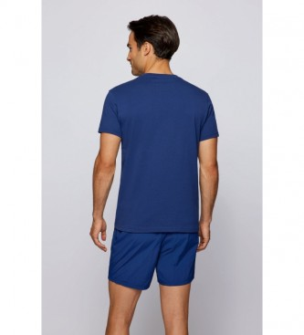 Hugo Boss Relaxed Fit T-shirt blue