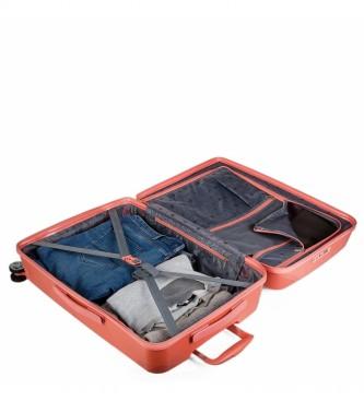 ITACA Mallette à 4 roues pour cabine de corail -38x55x20cm