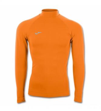 Joma  T-shirt sans couture Brama Classics orange